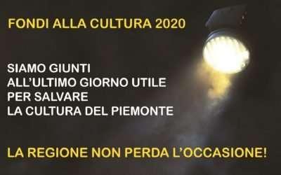 Fondi alla Cultura 2020