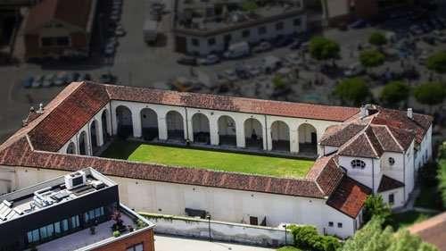 Cimitero San Pietro in Vincoli Zona Teatro